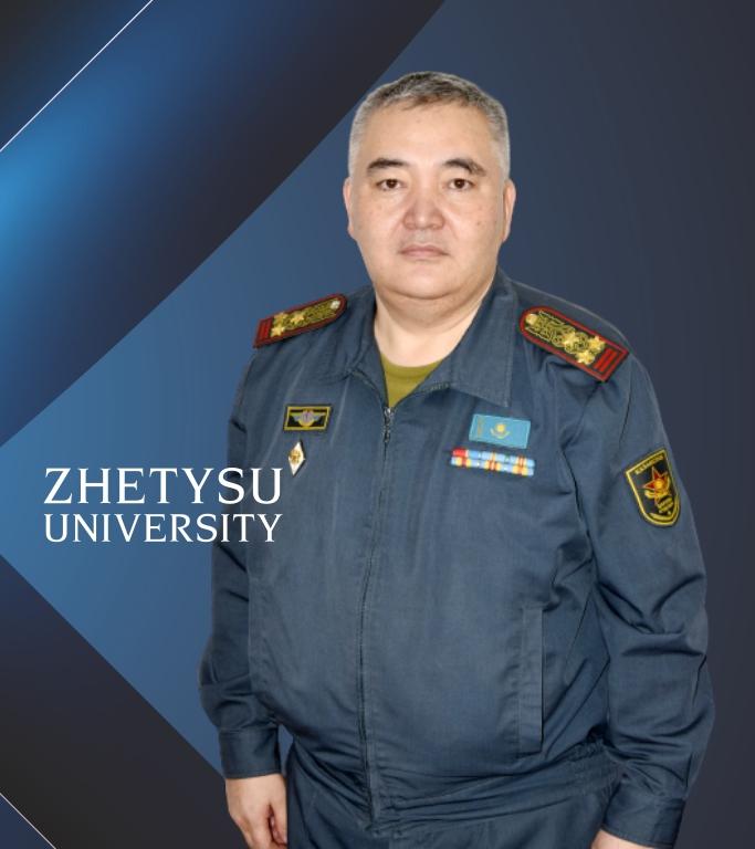 Заведующий военной кафедрой